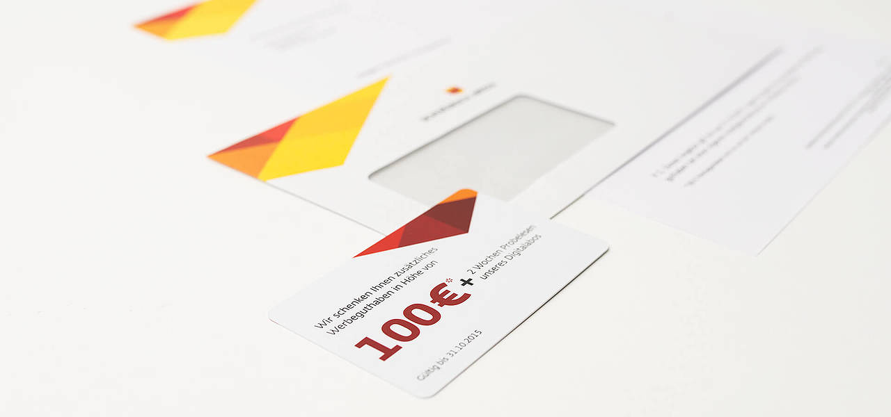[Translate to english:] Lettershop und Mailing