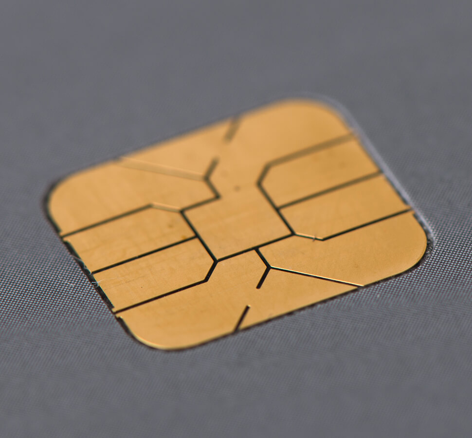 Encoding of Contact chip cards, RFID cards and magnetic stripe cards